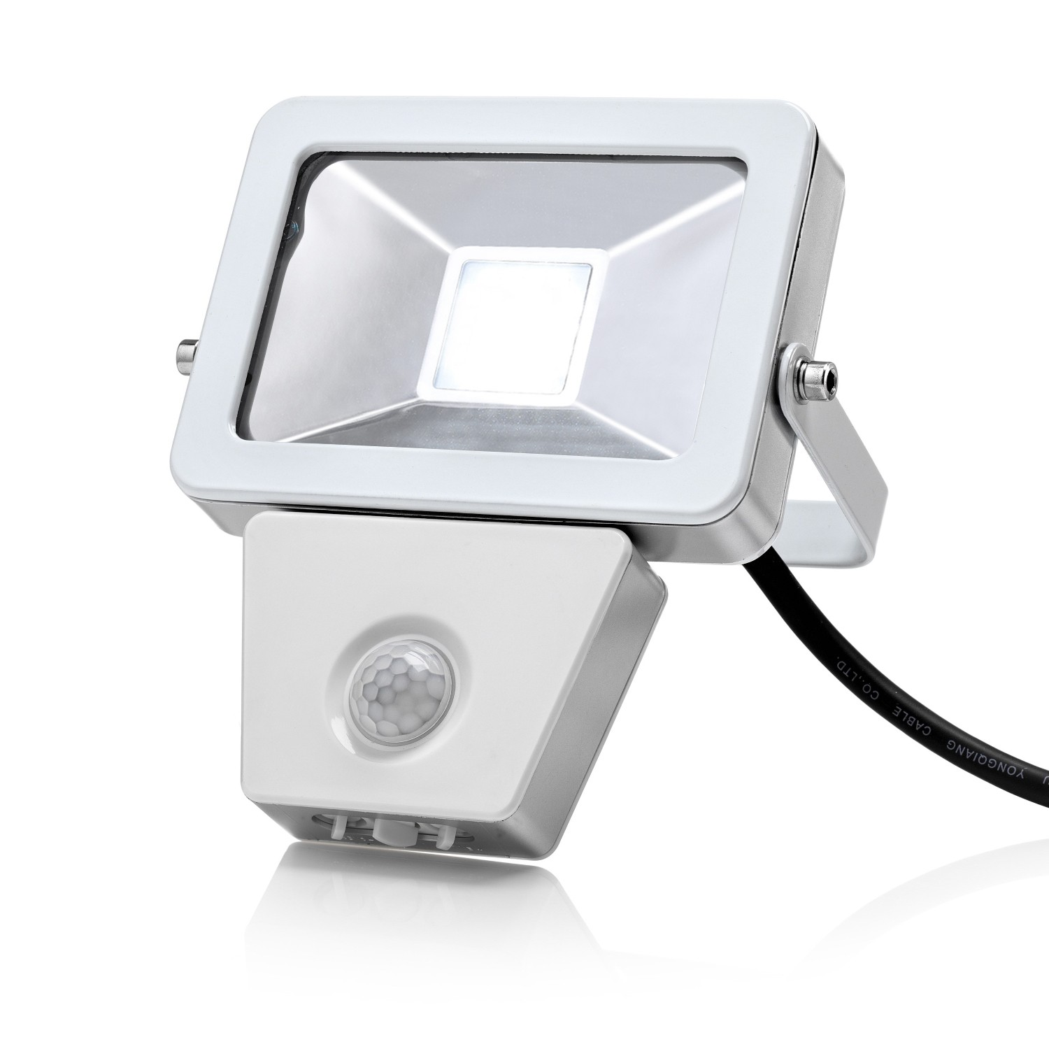 Outdoor Security Light Motion Sensor Defiant 180 Degree White Wiring Diagram 20 Most Recent Flood Lights Auraglow 10w Led Activated Pir 150w