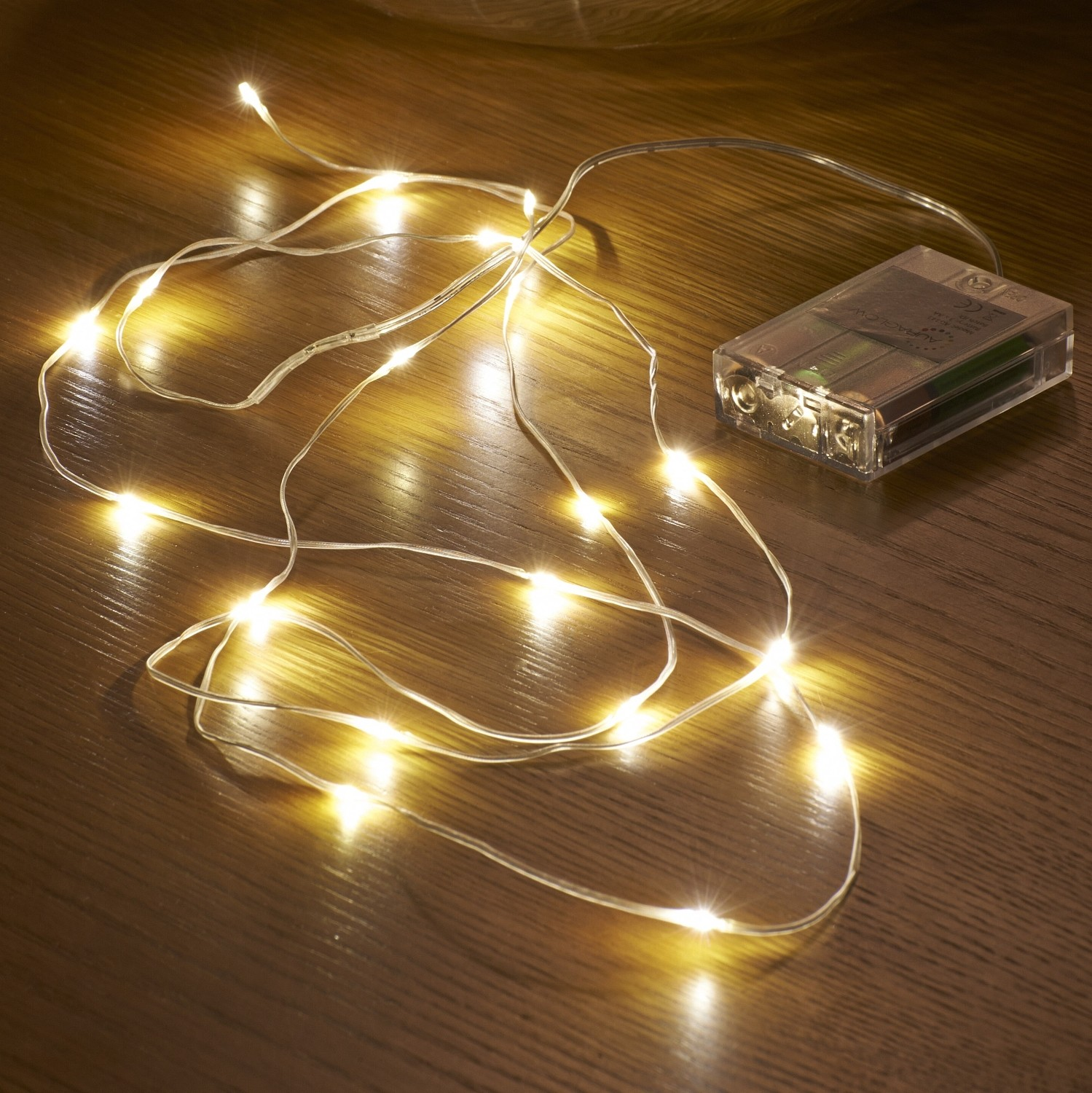 Micro LED String Lights - Battery Operated - 2.3M - Safield Distribution