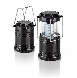 Auraglow Super Bright 30 LED Battery Operated Collapsible Outdoor Garden Camping Lantern.1