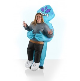 AirSuits Inflatable Alien Fancy Dress Costume