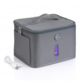 Auraglow UVC & UV LED Sterilizer Bag Box