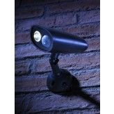 Auraglow Super Bright Battery Operated PIR Motion Sensor Wireless Outdoor Security Wall Light