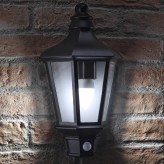 Auraglow PIR Motion Sensor Vintage Outdoor Security Light - Chester
