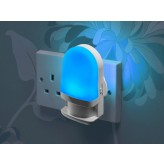 Auraglow Automatic Plug In Colour Changing LED Nursery Night Light with Dusk till Dawn Daylight Sensor.5