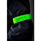 Super Bright High Visibility Light-Up LED Running Arm Bands - Twin Pack.6