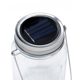 Solar Power Glass Jar Garden Lights 3 PACK3
