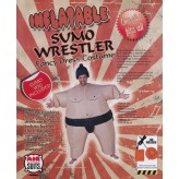 AirSuits Inflatable Sumo Wrestler Fancy Dress Costume Fat Suit.2