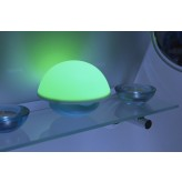 Auraglow Colour Changing LED Mood Light Wireless Battery Operated / USB Bedside Table Desk Touch Lamp.3