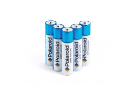 Size AAA Polaroid Alkaline Batteries - Pack of 5