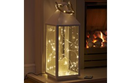 Micro LED String Lights - Mains Powered - Remote Controlled - 10M